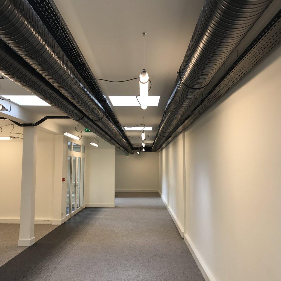 immeuble de bureaux à paris